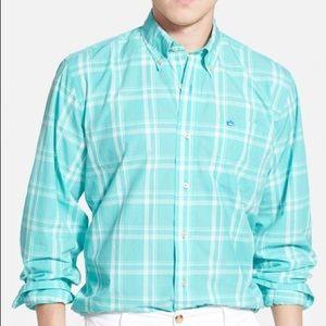 Southern Tide Windsail Plaid Classic Fit Shirt